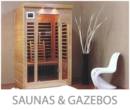 Saunas & Gazebos