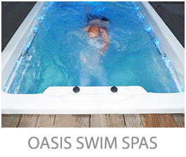 Oasis Swim Spas